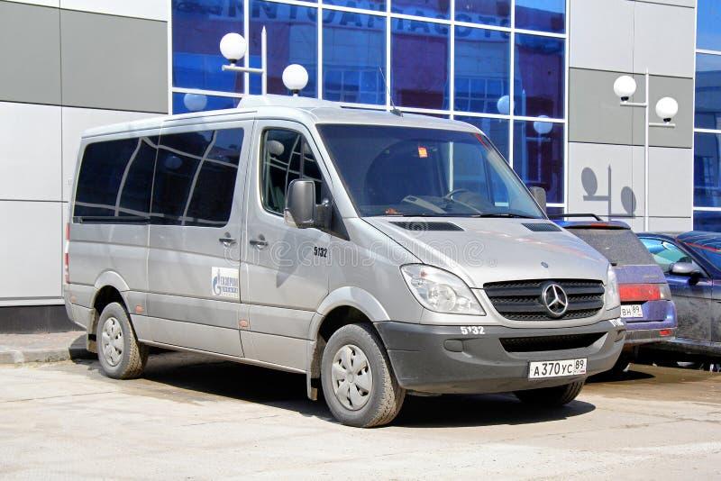 Mercedes-Benz Sprinter στοκ εικόνα