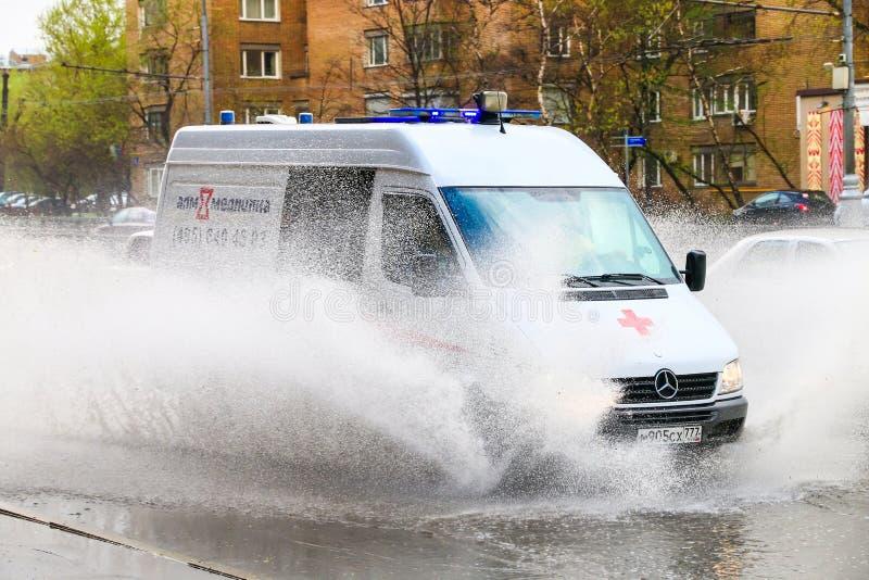Mercedes-Benz Sprinter στοκ εικόνες