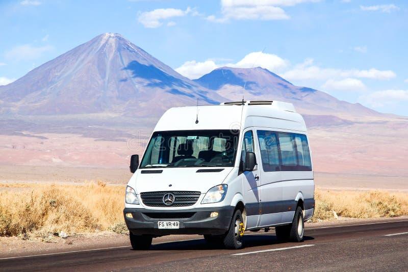 Mercedes-Benz Sprinter stock foto's