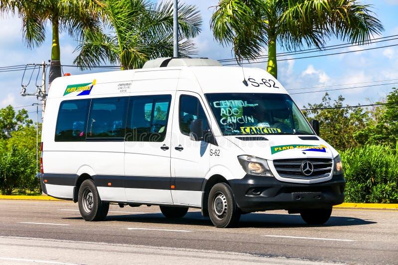 Mercedes-Benz Sprinter στοκ φωτογραφία