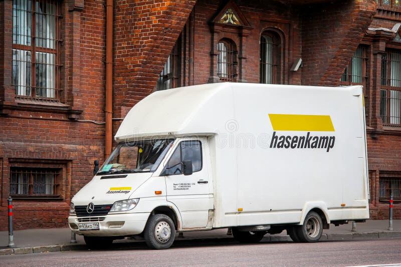 Mercedes-Benz Sprinter 413CDI στοκ φωτογραφία με δικαίωμα ελεύθερης χρήσης