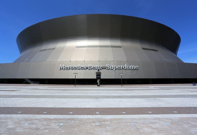 Mercedes benz superdome editorial stock image image for Mercedes benz superdome new orleans la