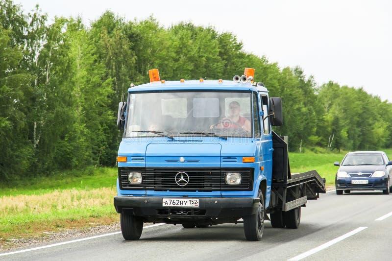 Mercedes-Benz-T2 stock foto's