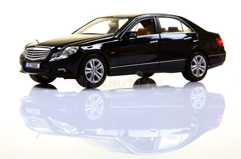 Mercedes e-class stock photos