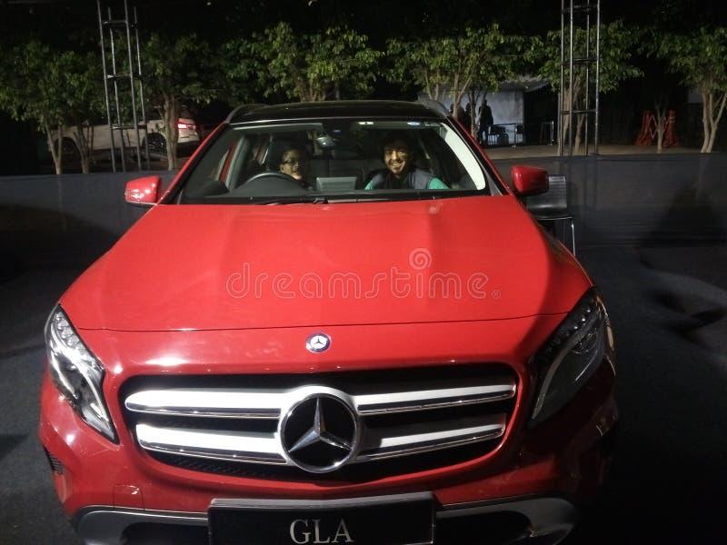 Mercedes GLA fotos de archivo