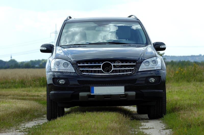 Mercedes ml stock foto's