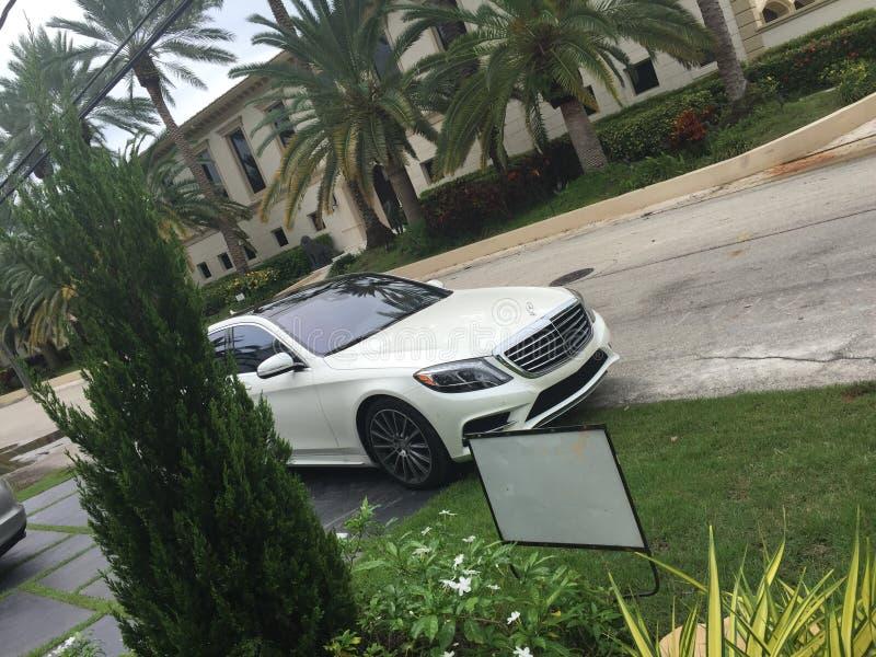 Mercedes S550 photos stock