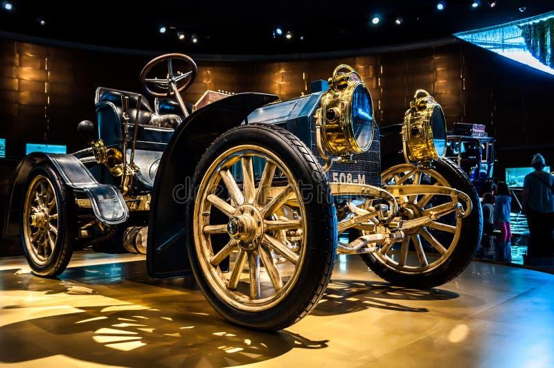 Mercedes-Simplex royalty-vrije stock foto