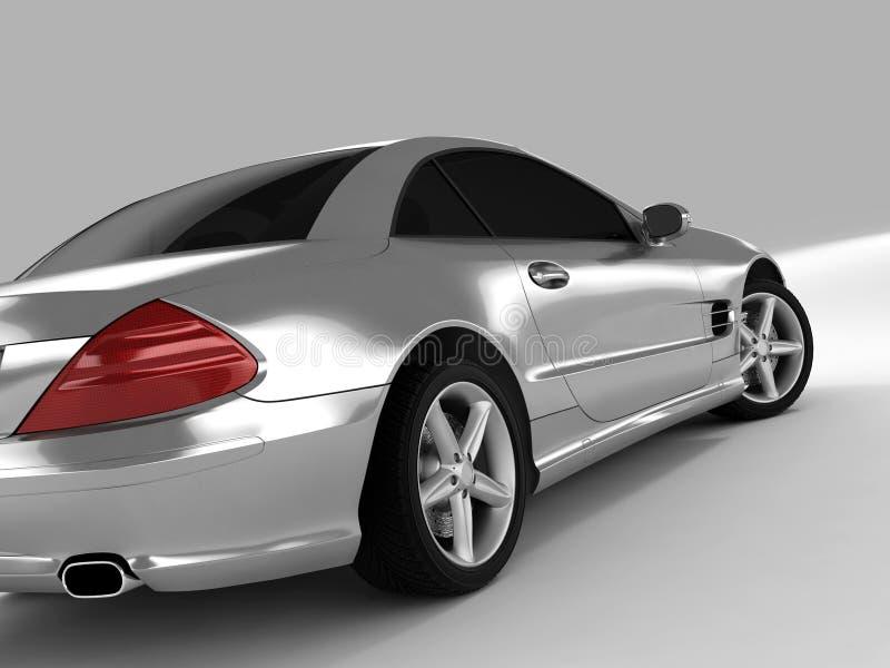 Mercedes SL 500 fotos de archivo libres de regalías