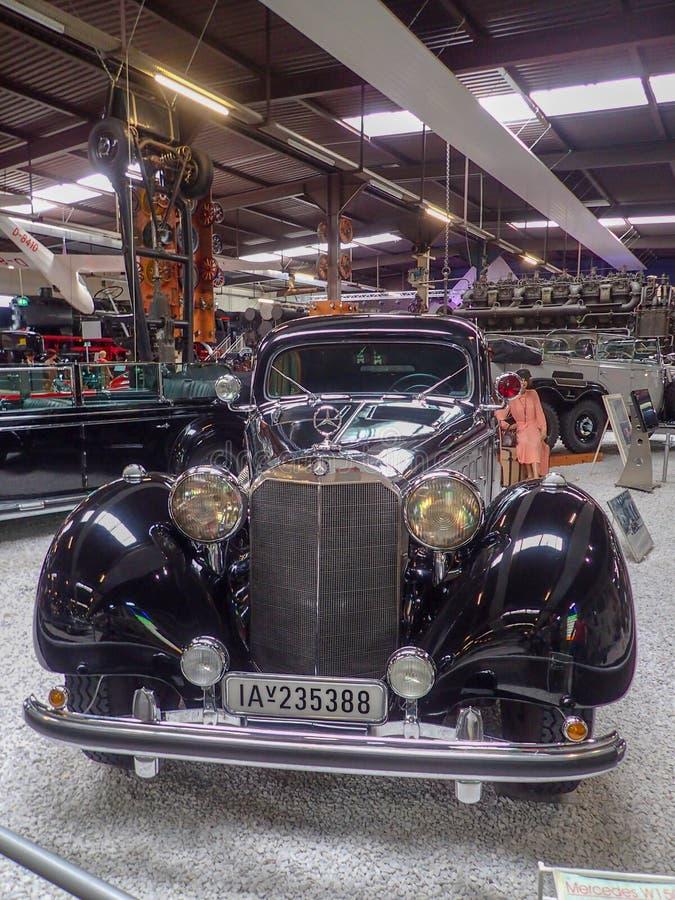 Mercedes van de jaren '20 stock foto