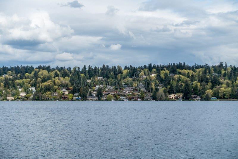 Mercer Island Residences immagini stock