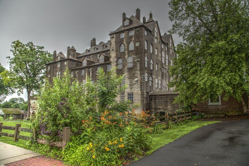 Mercer Museum fotografia stock libera da diritti