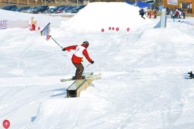 Mercur slope style stock image