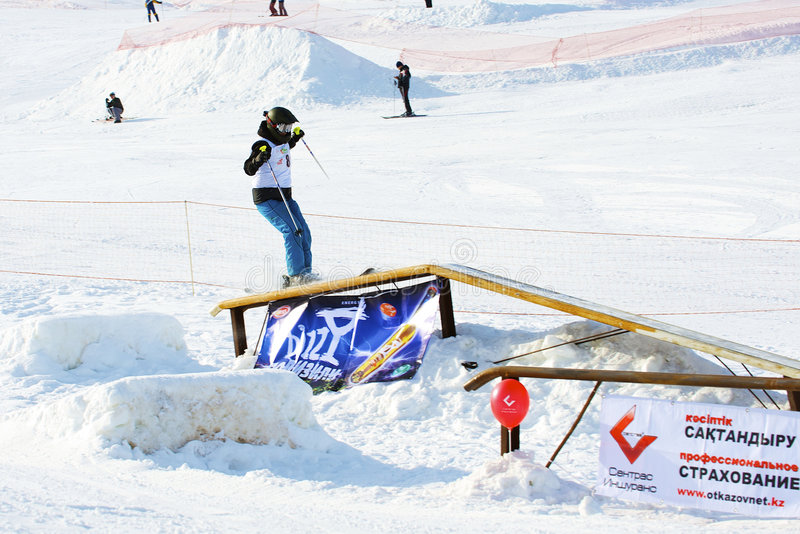 Mercur slope style stock photography