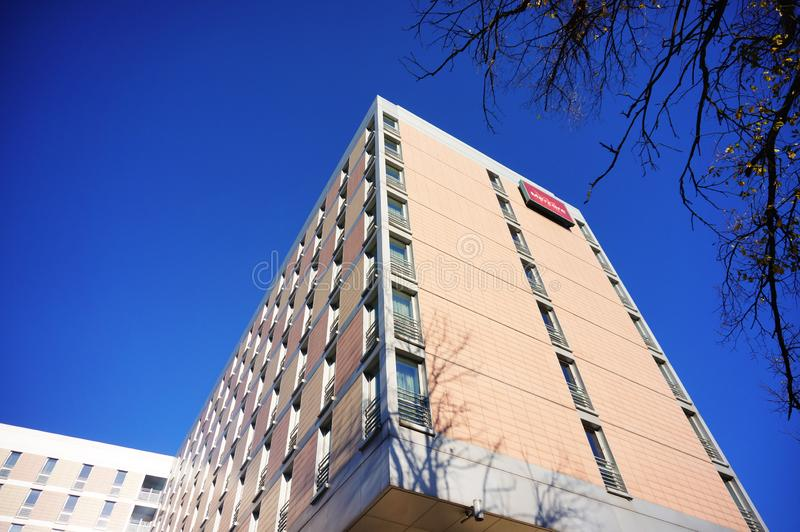 Mercure Hotel fotografie stock libere da diritti