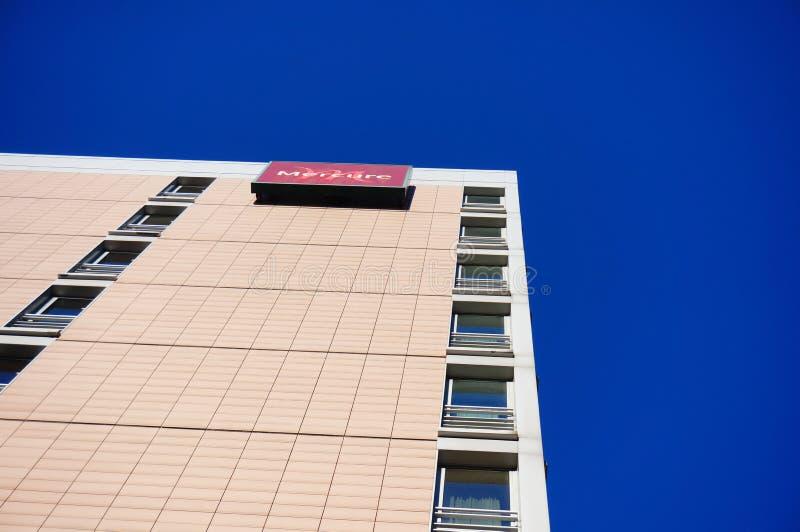 Mercure Hotel fotografia stock