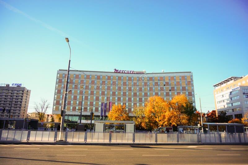 Mercure Hotel immagini stock libere da diritti