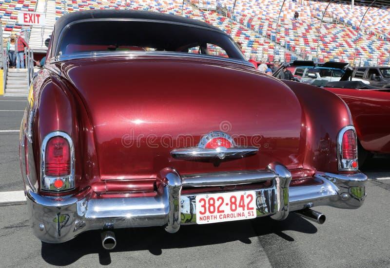 Mercury Automobile 1951 fotografia de stock