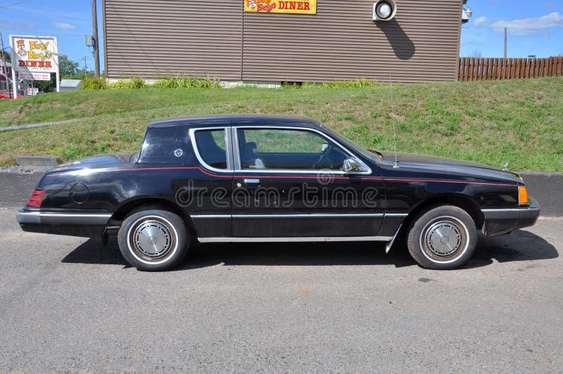 1983 Mercury Cougar royalty-vrije stock foto