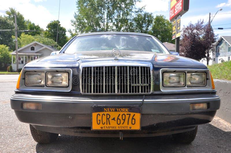 1983 Mercury Cougar stock afbeelding
