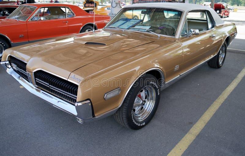 Mercury Cougar Vintage Automobile stock fotografie