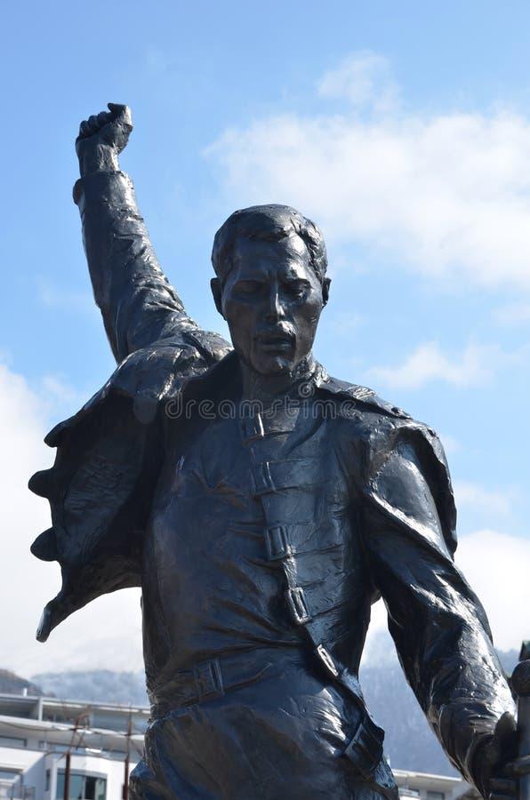 Mercury de Freddie imagen de archivo libre de regalías