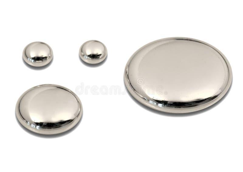 Mercury (hectogramos) fotos de archivo