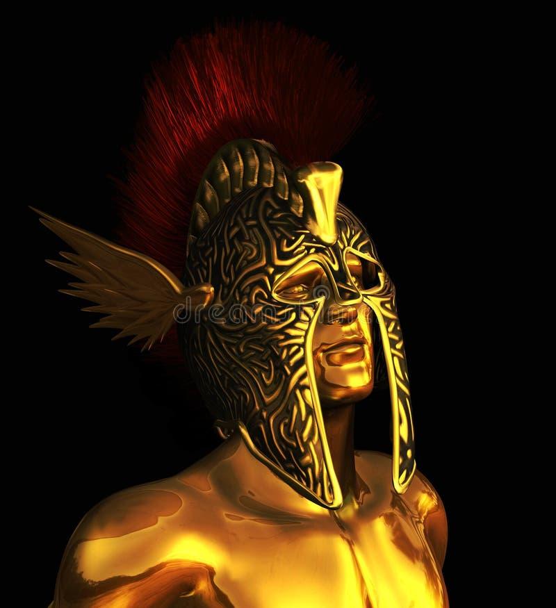 Free Mercury Messenger Of The Gods Stock Image - 24791261