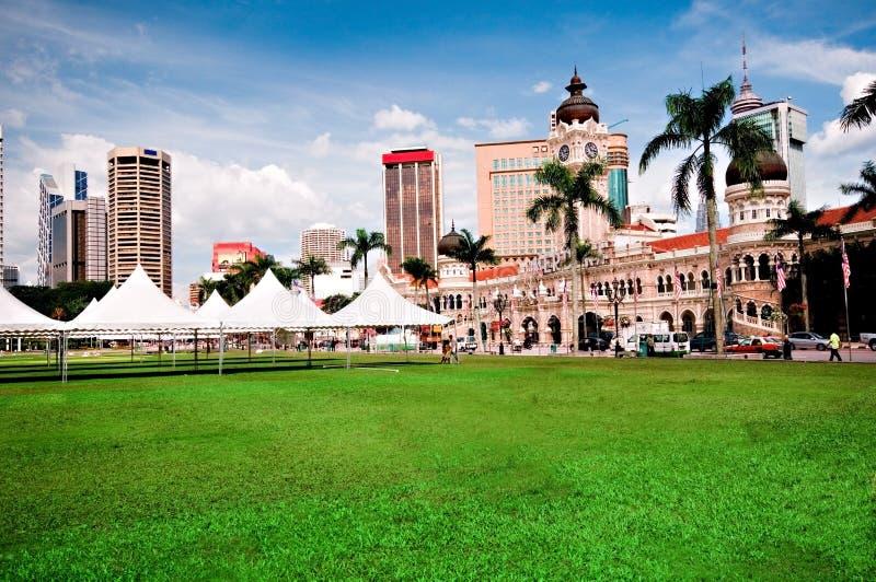 Merdeka Square stock image