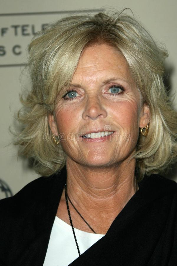 Meredith Baxter immagini stock