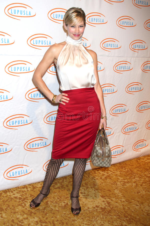 Meredith Monroe images libres de droits