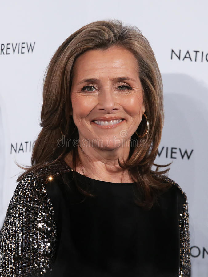 Meredith Vieira Editorial Photo