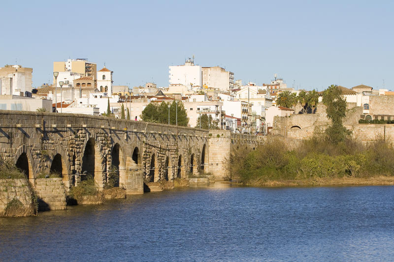 Merida (Spain) royalty free stock photos