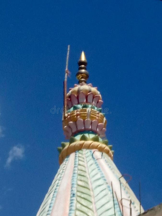 Meridiano do templo imagens de stock