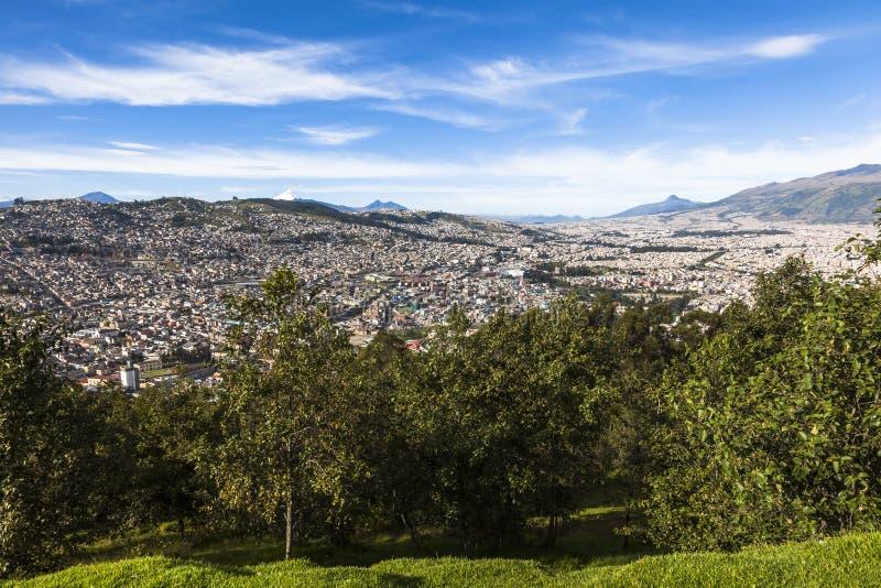 Meridional de Quito fotos de archivo libres de regalías
