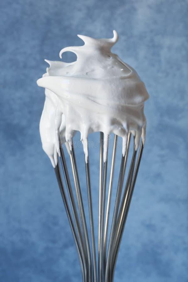 meringue юркнет стоковая фотография