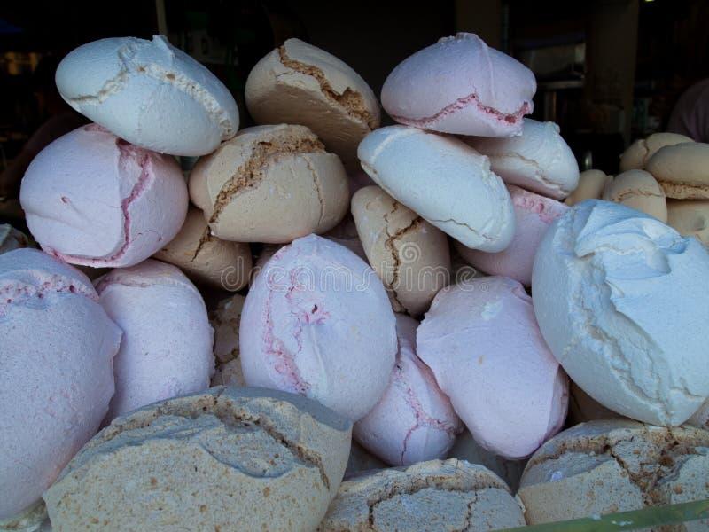 meringue image stock