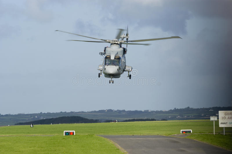Download Merlin Helicopter Stock Image - Image: 11009931