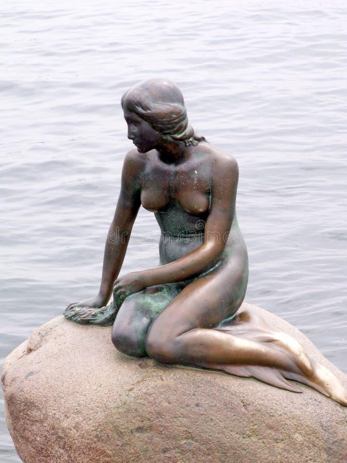 mermaid arkivfoton