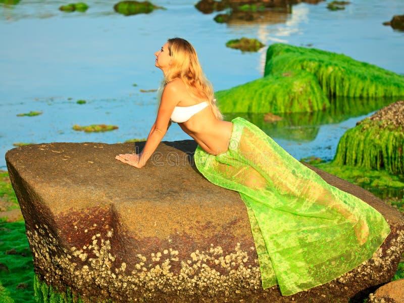 mermaid arkivfoto