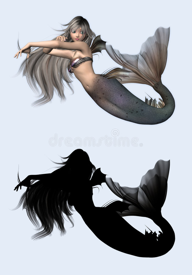 Free Mermaid Stock Images - 1899264