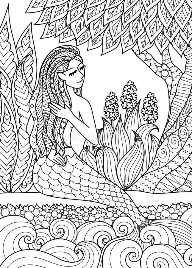 Free Mermaid 6 Royalty Free Stock Image - 94434426