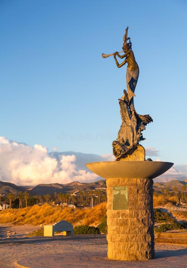 Download Mermaid Statue Entrance Ventura Harbor Editorial Image - Image: 29193665