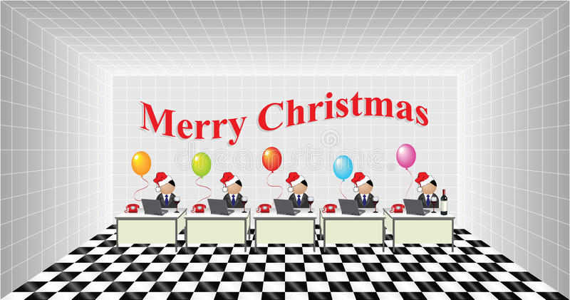 Download Merry Christmas stock vector. Image of financial, business - 16846557