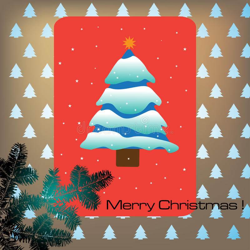 Download Merry Christmas stock vector. Illustration of december - 17310106