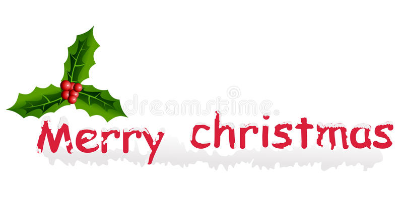 Download Merry Christmas stock vector. Image of graphic, christmas - 21590676