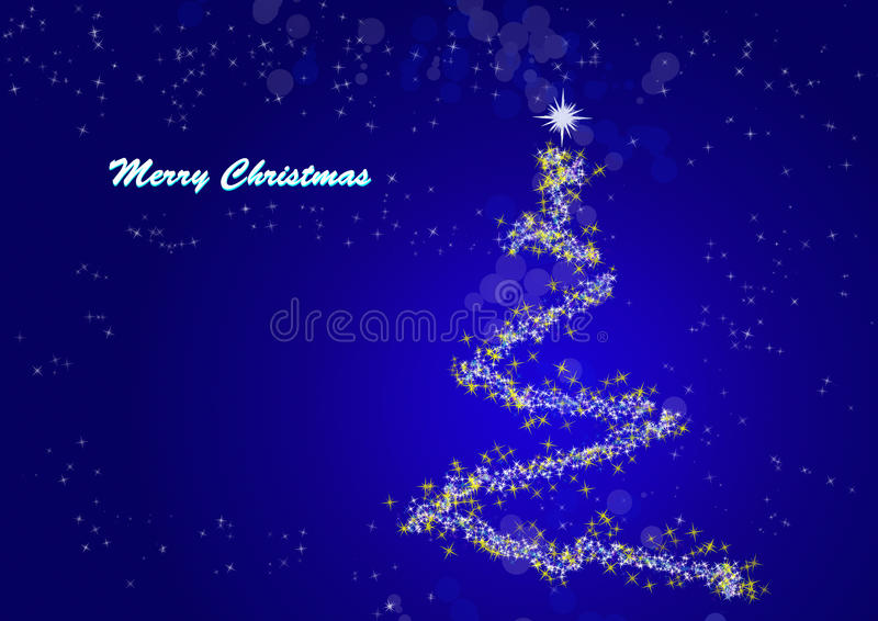 Download Merry Christmas stock illustration. Image of abstract - 21929581