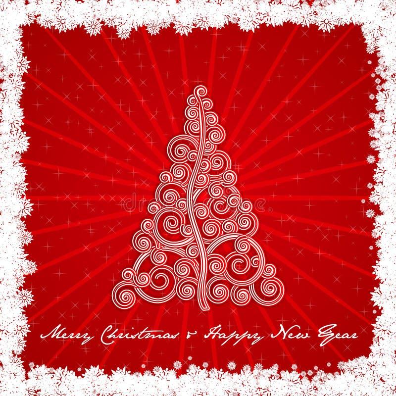 Download Merry christmas stock illustration. Illustration of celebration - 26107067