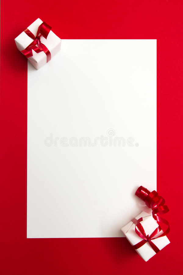Download Merry Christmas stock image. Image of gifts, background - 26902461