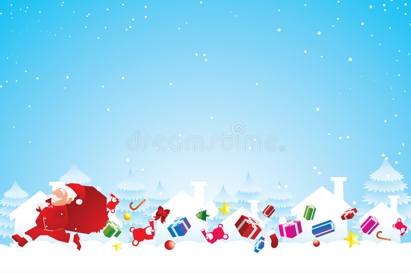 Download Merry christmas stock vector. Image of star, background - 3211390